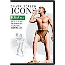 Silver Screen Icons: Johnny Weissmuller as Tarzan, Volume 1