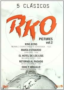 Pack Rko II (Incluye 5 Películas) [DVD]