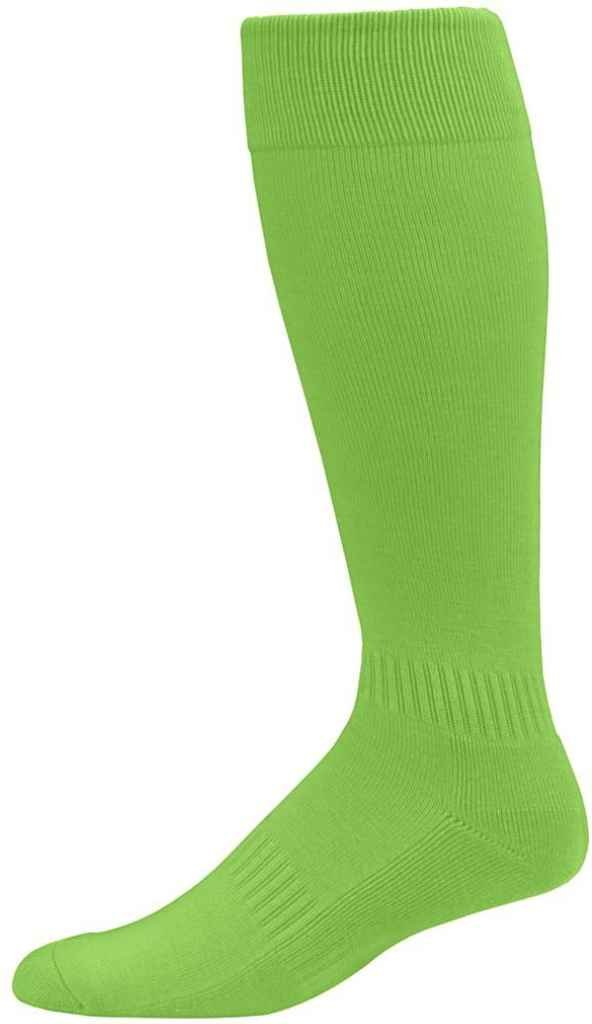 Augusta Sportswear Elite multi-sportソックス7 – 9 B00HLFLEVQ 7-9 ライムグリーン ライムグリーン 43290