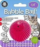 Pet Qwerks CPQ00035 Kitty Babble Ball