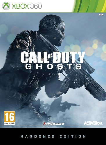 Call of Duty Ghosts Hardened Edition Microsoft XBox 360 Game [Xbox 360] (Call Of Duty Accessories Xbox 360)