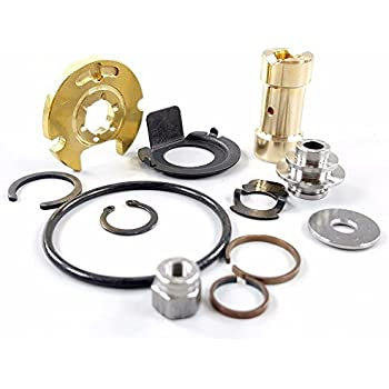 Turbocharger Repair Rebuild Kit for 07-12 Mazda CX7 CX-7 2.3L K0422 L33L13700C