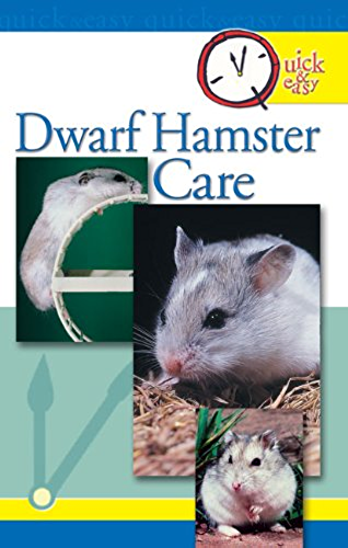 Quick & Easy Dwarf Hamsters (English Edition)