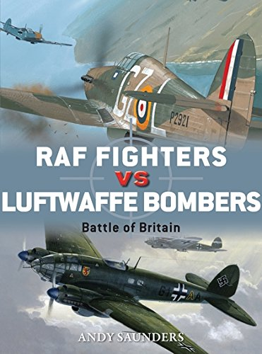 RAF Fighters vs Luftwaffe Bombers: Battle of Britain (Duel) ()