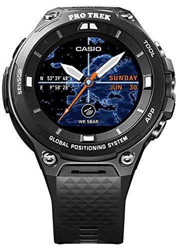 Casio WSD-F20-BK - Reloj: Amazon.es: Deportes y aire libre