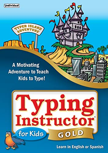Typing Instructor for Kids Gold - Free 7-Day Trial [PC Download] (Learn To Type Software)