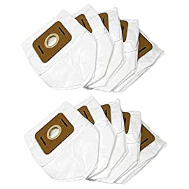 HEPA White Paper Vacuum Cleaner Replacement Storage Filter Bags