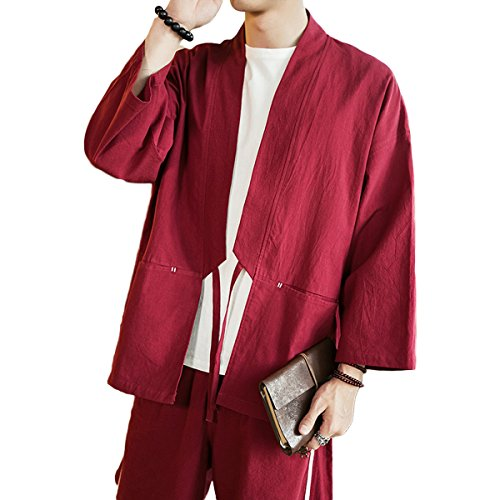 Manteau Weinrot Manches Cape Mao Homme 13 Uni 3 4 Mirecoo Col dARzdq