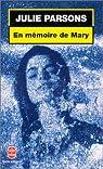 En mémoire de Mary par Parsons