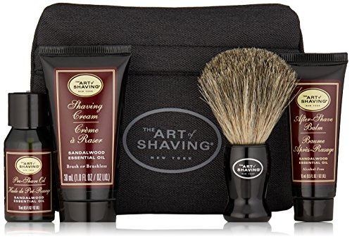 Art Shaving Piece Starter Sandalwood product image