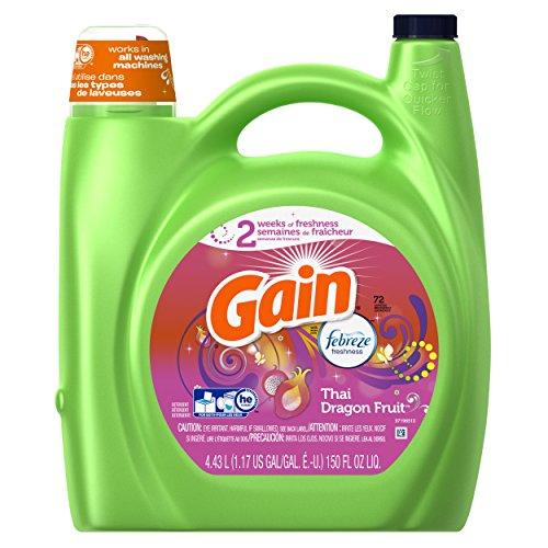 Gain With Febreze Freshness Laundry Detergent Thai Dragon Fr