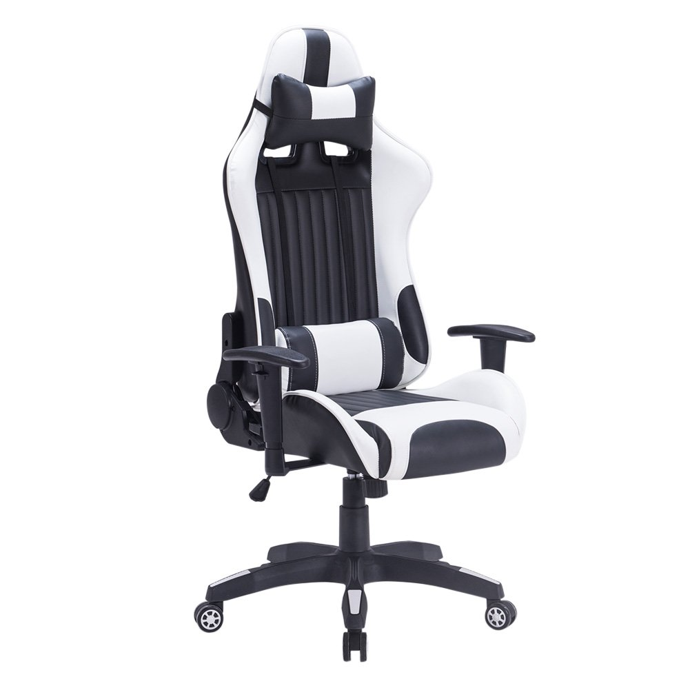 luxury reclining office chairs. gaming chair,intimate wm heart luxury racing sport high back reclining tilt \u0026 lock pu leather swivel task chair bucket seat executive office desk chairs o