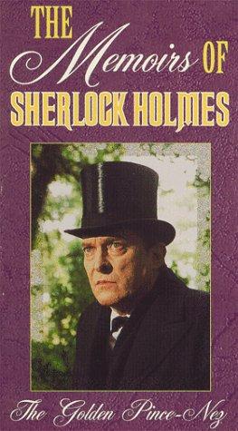 Sherlock Holmes: Golden Pince-Nez [VHS]