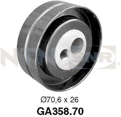 SNR ga358,66/Poulie interm/édiaire P/ôles Courroie V
