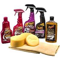 Meguiar's G55012 Wash & Wax Kit