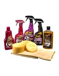 Meguiar\'s G55012 Classic Wash & Wax Kit