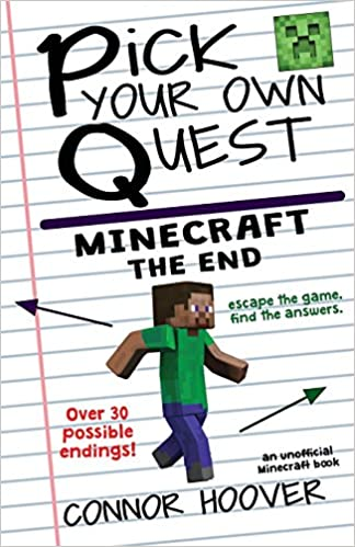 Pick Your Own Quest: Minecraft The End: Volume 4: Amazon.es: Connor ...