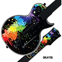 MightySkins Skin Compatible with Guitar Hero Guitar Hero - Splatter | Protective, Durable, and Unique Vinyl Decal wrap Cover | Easy to Apply, Remove, and Change Styles | Made in The USA