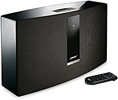 Bose SoundTouch 30 wireless speaker, works with Alexa, Black - 738102-1100