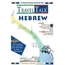 Traveltalk Hebrew: Travel Survival Kit. 1 Cassette, Audio Guide & Book