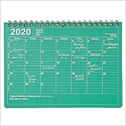 Mark S 2020 Tischkalender S Green Amazon Fr Livres Anglais