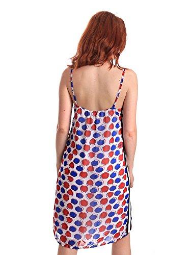 White Dress SE178D82CA0676 Fornarina Fornarina Frauen SE178D82CA0676 vXqt8xX