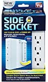 Side Socket Swivel Outlet Boxed