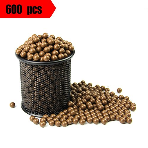 "Slingshot Ammo Ball,Slingshot Ball 3/8"" Hard Clay Ball About 600 Pcs,More Quantity, More Professional, More Harder, More Environmentally Friendly."