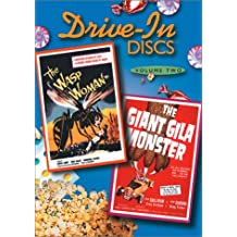 Drive-In Discs, Vol. 2: The Wasp Woman/The Giant Gila Monster