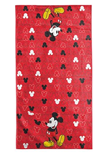 Disney Mickey Mouse Team Mickey Cotton Bath -