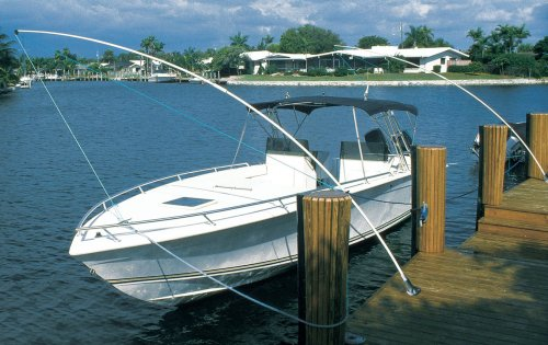 - Taylor Made Products MW.140 Standard Boat Mooring Whip (24' to 28' Boats/5000-10000 lbs.)