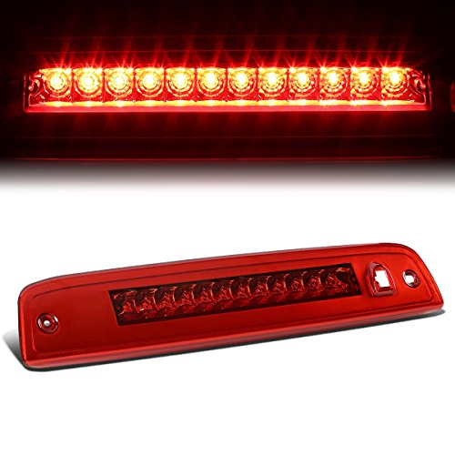 (For Ford Expedition U222-U324 / Lincoln Navigator U228-U326 High Mount LED 3rd Brake Light (Red)