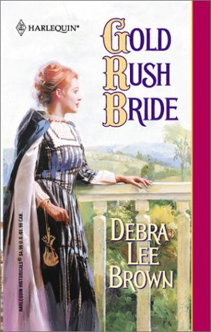 book cover of Gold Rush Bride