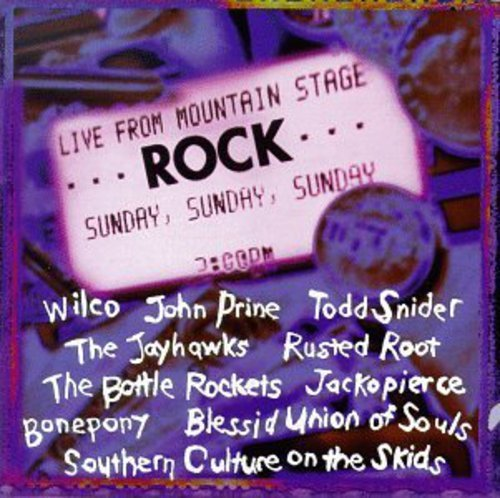 Mountain Stage: Rock Live / Various
