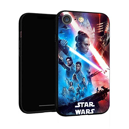 iPhone 6 Case 6S Case,TPU Plastic Case Cover for iPhone 6/6S (Star Wars The Rise of Skywalker-3)