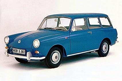 Amazon 1961 Volkswagen 1500 Type 3 Variant Photo Poster