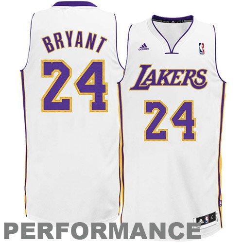 816b7dc8d48 Amazon.com   NBA Men s Los Angeles Lakers Kobe Bryant Revolution 30  Alternate Swingman Jersey H Size (White