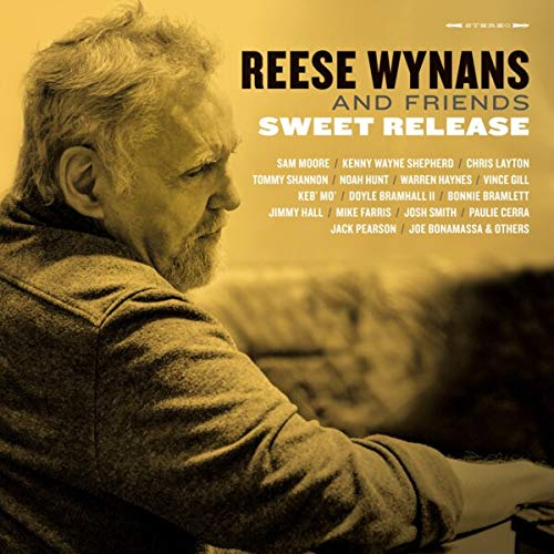 CD : REESE WYNANS AND FRIENDS - Sweet Release (CD)