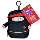 Owie! Ninja Kids First Aid Kit, Mom's Travel Medicine Kit, Hangs on Strollers, Backpacks, Perfect for Travel and Outdoor Adventures Baby Shower Gift, Latex Free