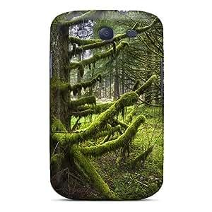 Cute Tpu MichelleNCrawford Arbol Case Cover For Galaxy S3
