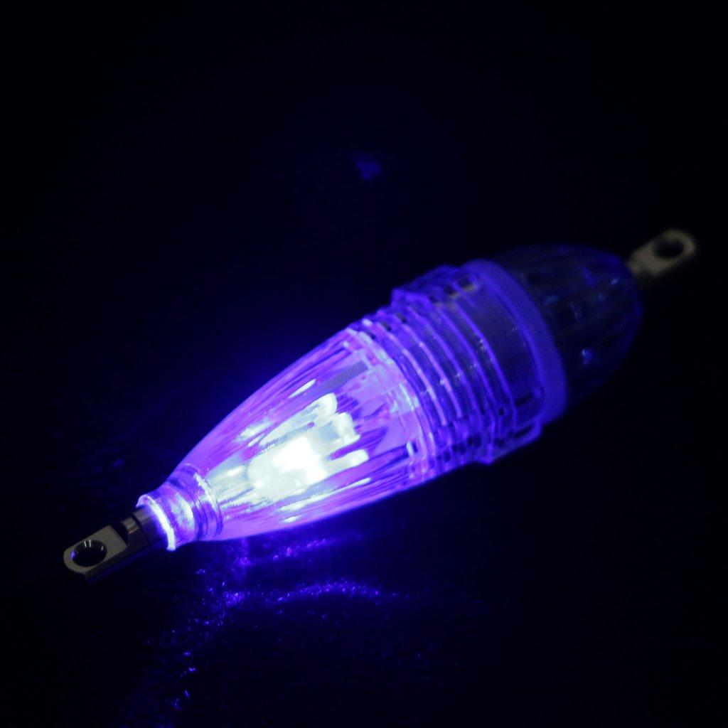 985ft Lumi/ère pour Leurre De P/êche SM SunniMix Deep Drop LED Fishing Light Lampe pour Attirer Les Poissons sous-Marins