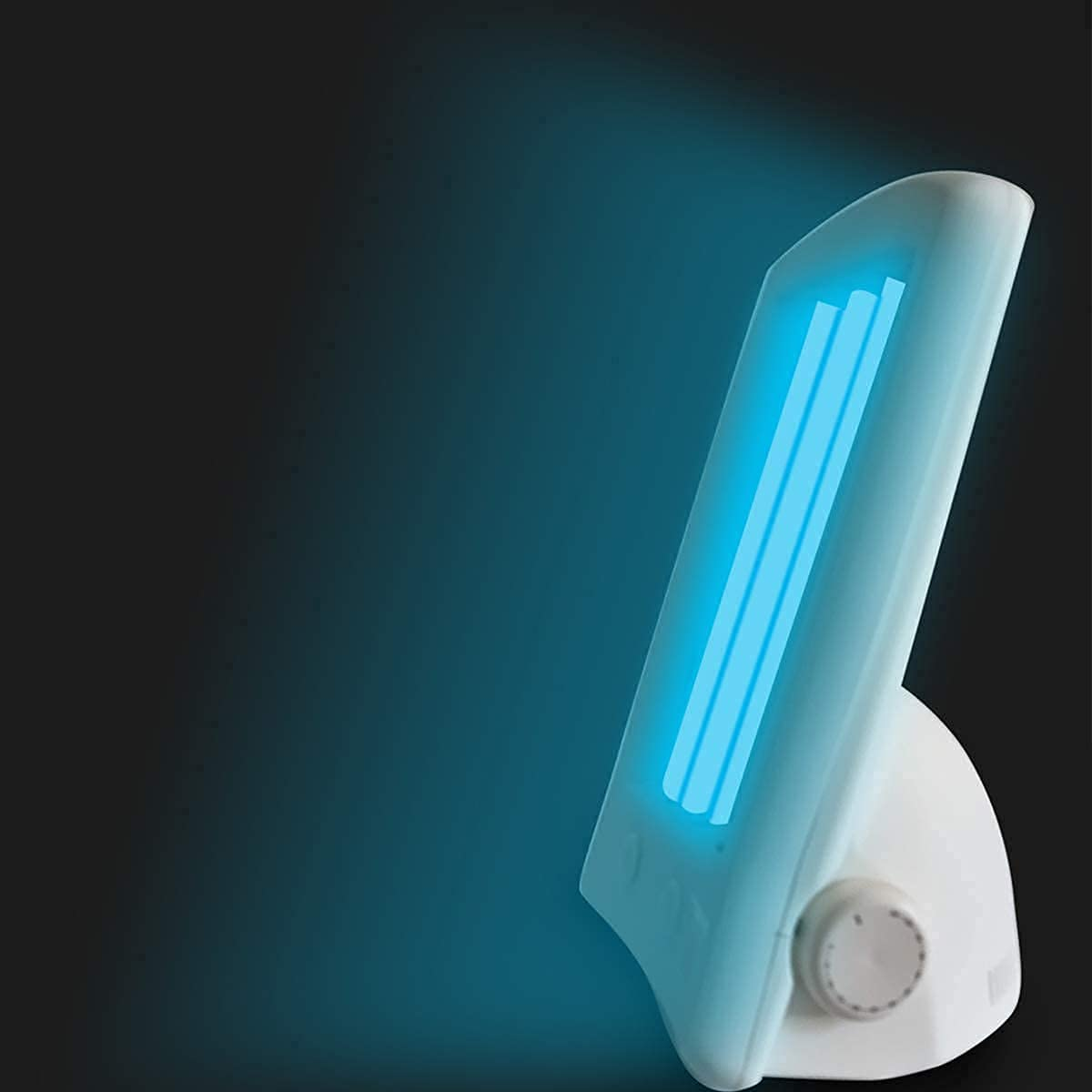 Home Sun Natural Tanning Lamp Face and Body Light Therapy Simulated Sunlight Portable
