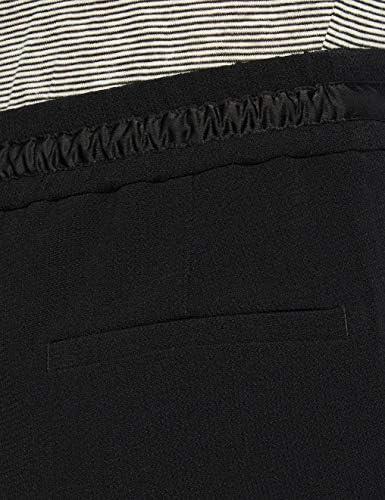 Opus Mieka Pantalon, Noir, 36 Femme