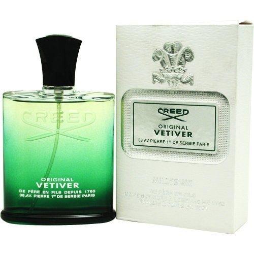 Creed Vetiver By Creed For Men. Eau De Parfum Spray, 4-Ounces