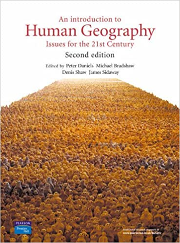 An Introduction to Human Geography: Issues for the 21st Century ...