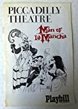 Piccadilly Theatre London. Man of La Mancha. Playbill Programme. Vol 3 No 5.