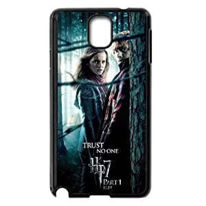 Deathly Hallows Samsung Galaxy Note 3 Cell Phone Case Black yyfabc_044657