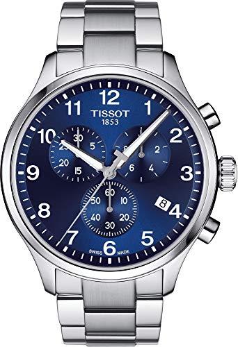 Tissot Men's Chrono XL Classic - T1166171104701 Blue/Grey One Size (Tissot Swiss)