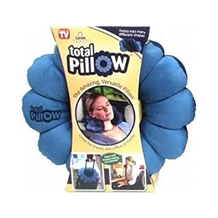 Review Total Pillow Microbead Portable