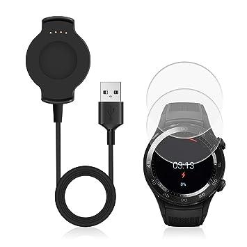 AIEVE Cable de Carga para Huawei Watch 2, Reemplazo de la ...